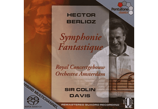 Royal Concertgebouw Orchestra - SYMPHONIE FANTASTIQUE - (CD)