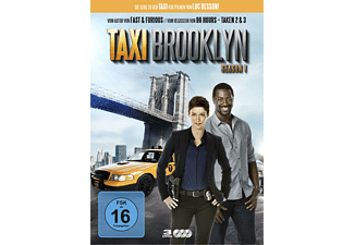 Taxi Brooklyn - Staffel 1 (Folgen 1-12) [DVD]
