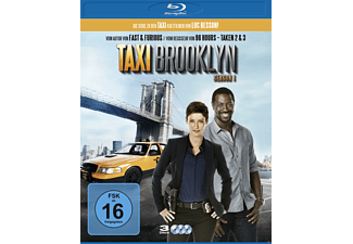 Taxi Brooklyn - Staffel 1 (Folgen 1-12) [Blu-ray]