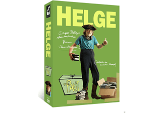 Helge Schneider - The Paket (11 DVDs Limitiertes Box-Set) - (DVD)