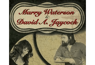 Marry Waterson, David A Jaycock - Two Wolves [CD]