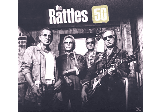 The Rattles - Rattles 50 - (CD)
