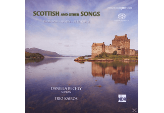 Daniela & Trio Kairos Bechly - Scottish and other Songs - (CD)