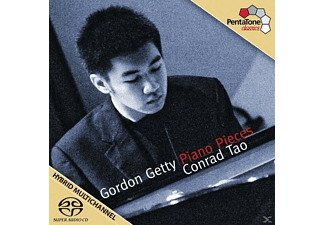 Conrad Tao - Piano Pieces - (SACD Hybrid)