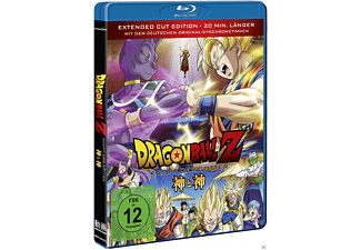 Dragonball Z-the Movie: Kampf der Götter - (Blu-ray)