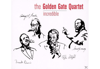 The Golden Gate Quartet - Incredible [CD]