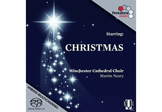 Winchester Cathedral Choir - Starring: Christmas - (SACD Hybrid)