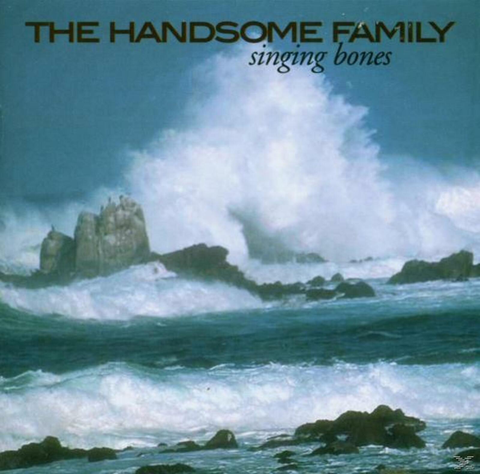 The Handsome Family - Singing Bones [CD]