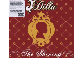 J Dilla Aka Jay Dee - The Shining - (CD)
