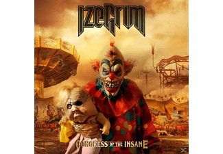 Izegrim - Congress Of The Insane [CD]
