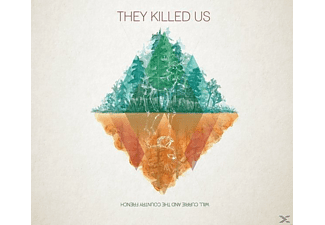 Will Currie - They Killed Us [CD]