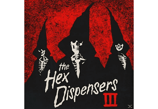 The Hex Dispensers - Iii - (CD)