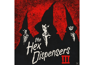 Hex Dispensers - Iii - (Vinyl)