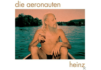 Die Aeronauten - Heinz - (LP + Download)