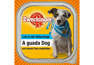 Zweckinger - A Guada Dog (Live In Der Kulturetage) [CD]