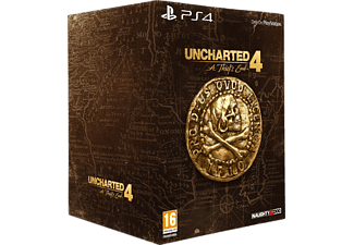 Uncharted 4: A Thief's End Libertalia Collector's Edition PS4