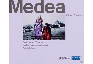 Carl August Nielsen, Frankfurter Opern-& Museumsorch. - Medea - (CD)