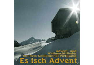 Kohlbründl Viergsang - Es Isch Advent - (CD)