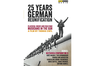 25 Years German Reunification [DVD]