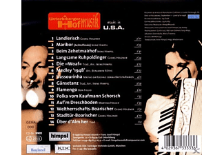 Unterbiberger Hofmusik - Made In U.S.A. - (CD)