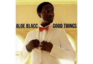 Aloe Blacc - Good Things - (Vinyl)