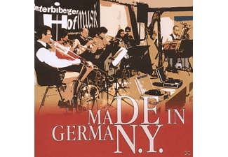 Unterbiberger Hofmusik - Made In Germany - (CD)