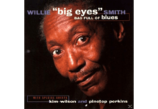 "Willie ""big Eyes"" Smith - Bag Full Of Blues - (CD)"