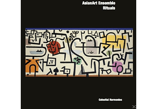 Asianart Ensemble - Rituals - (CD)