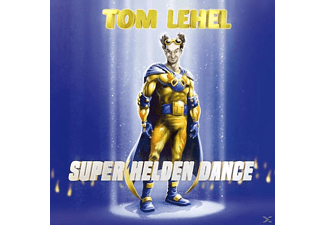 Tom Lehel - Super Helden Dance - (CD)