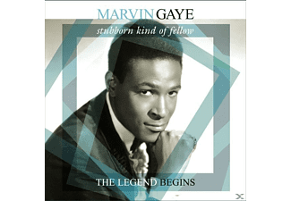 Marvin Gaye - Stubborn Kind Of Fellow-The Legen [Vinyl]