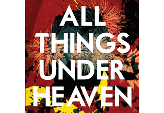 The Icarus Line - All Things Under Heaven - (LP + Bonus-CD)