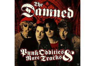 The Damned - Punk Oddities And Rare Tracks - (Vinyl)