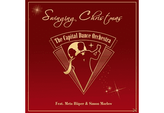 The Capital Dance Orchestra - Swinging Christmas - (CD)