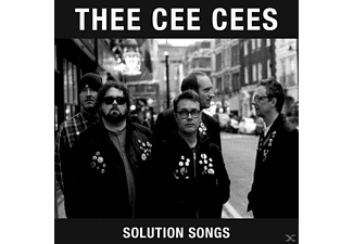 Thee Cee Cees - Solution Songs [CD]