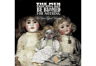 The Men That Will Not Be Blamed For Nothing - Not Your Typical Victorians - (CD)