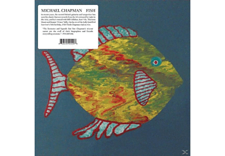 Michael Chapman - Fish [CD]