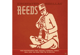Various - Excavated Shellac: Reeds - (Vinyl)