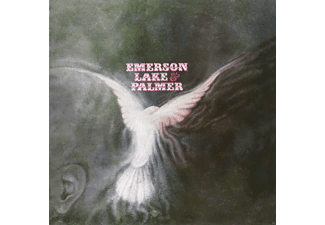 Emerson, Lake and Palmer - Emerson Lake & Palmer (Vinyl LP (nagylemez))