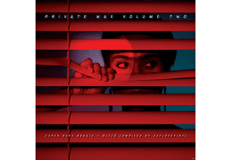 VARIOUS - Private Wax 2:Compiled By Zaflovevinyl [CD]