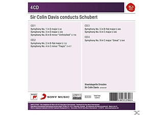Sir Colin Davis, Various - Sir Colin Davis Conducts Schubert - (CD)