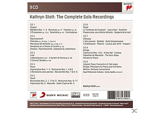 Kathryn Stott - The Complete Solo Recordings [CD]