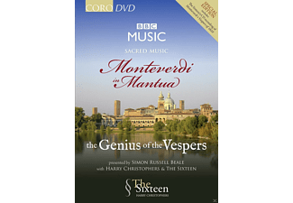 The Sixteen - Monteverdi In Mantua (Dvd+2 Cd-Version) - (DVD + CD)