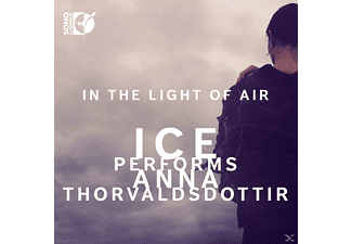 International Contemporary Ensemble - In The Light Of Air - (Blu-ray Audio)