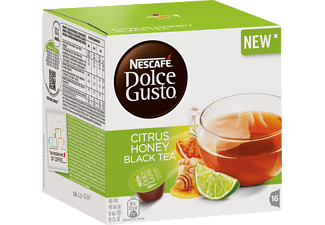 DOLCE GUSTO NDG Tea Citrus Honey Black, Teekapseln