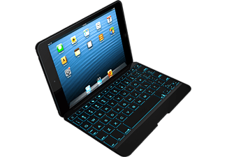 ZAGG Keyboard Folio iPad Mini - Svart