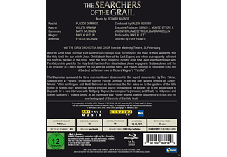 Plácido Domingo - Wagner: Searchers Of the Grail - (Blu-ray)