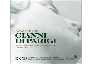 VARIOUS - Gianni Di Parigi - (CD)