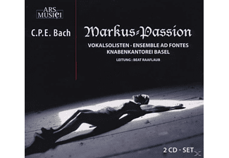 Raaflaub - Markus-Passion - (CD)