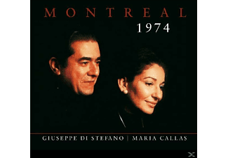 Maria Callas - Montreal 1974-Recorded Live (Various) [CD]