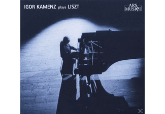 Kamenz Igor - Igor Kamenz Plays Liszt - (CD)